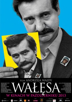 Filmplakat zu Walesa: Man of Hope