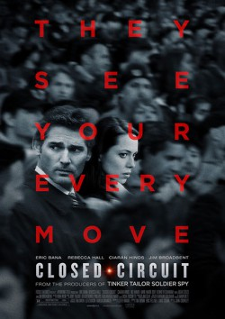 Filmplakat zu Closed Circuit