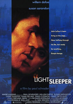 Filmplakat zu Light Sleeper