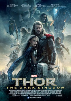 Filmplakat zu Thor: The Dark Kingdom
