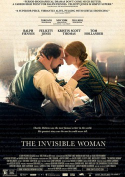 Filmplakat zu The Invisible Woman