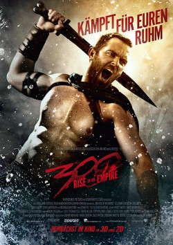 Filmplakat zu 300: Rise of an Empire