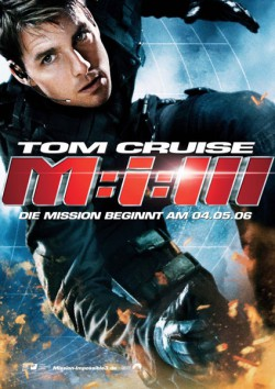 Filmplakat zu Mission: Impossible III