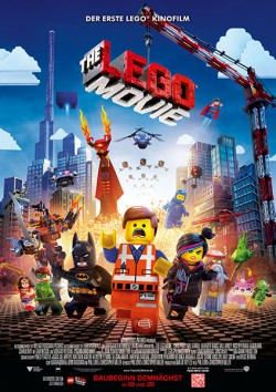 Filmplakat zu The Lego Movie