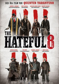 Filmplakat zu The Hateful 8
