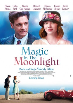 Filmplakat zu Magic in the Moonlight