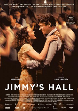 Filmplakat zu Jimmy's Hall
