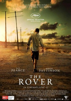 Filmplakat zu The Rover