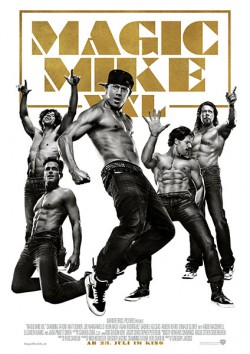 Filmplakat zu Magic Mike XXL