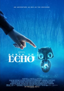 Filmplakat zu Earth to Echo