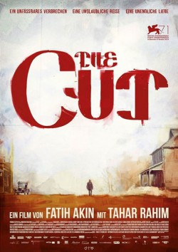 Filmplakat zu The Cut