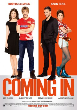 Filmplakat zu Coming In