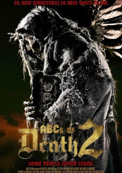 Filmplakat zu The ABCs of Death 2
