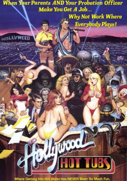 Filmplakat zu Hollywood Hot Tubs