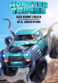 Filmplakat zu Monster Trucks