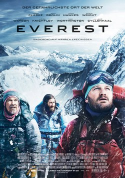 Filmplakat zu Everest