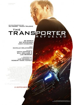 Filmplakat zu The Transporter Refueled