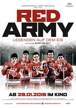Filmplakat zu Red Army