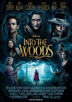 Filmplakat zu Into the Woods