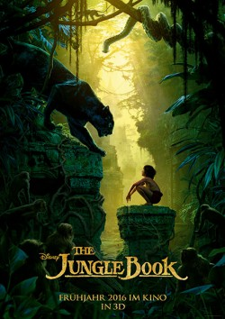 Filmplakat zu The Jungle Book