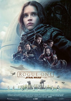 Filmplakat zu Rogue One: A Star Wars Story