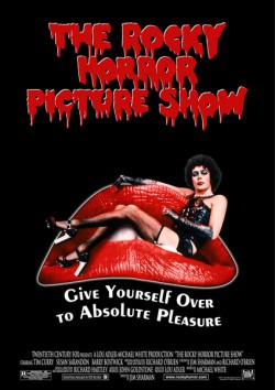 Filmplakat zu The Rocky Horror Picture Show