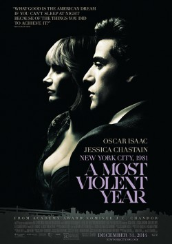 Filmplakat zu A Most Violent Year