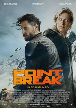 Filmplakat zu Point Break