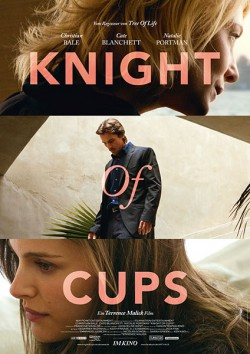 Filmplakat zu Knight of Cups