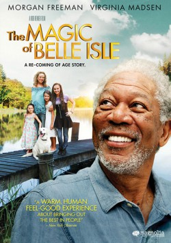 Filmplakat zu The Magic of Belle Isle - Ein verzauberter Sommer