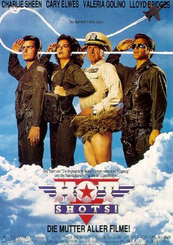 Filmplakat zu Hot Shots! - Die Mutter aller Filme