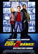 Filmplakat zu Agent Cody Banks 2: Destination London