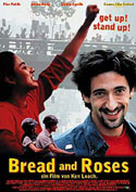 Filmplakat zu Bread and Roses