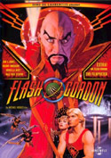 Filmplakat zu Flash Gordon