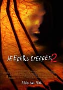 Filmplakat zu Jeepers Creepers 2