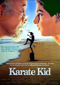 Filmplakat zu Karate Kid