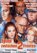 spion zwischen 2 fronten