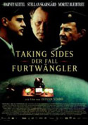 Filmplakat zu Taking Sides - Der Fall Furtwängler
